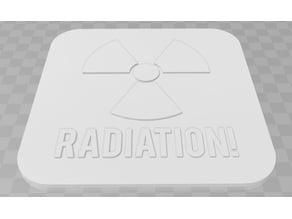 Radiation Signage
