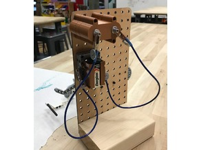 Mini DC Motor Case