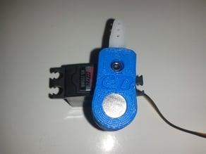 Magnetic Servo Splitter
