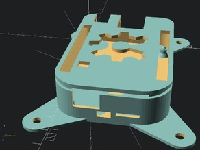 BeagleBone Black slim case - OSHW remix