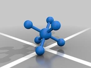 Jack / SiF6 molecule