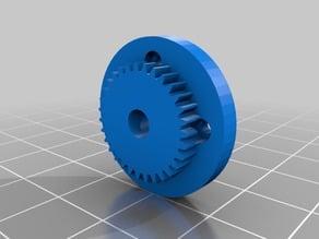 Engrane Brazo Robotico