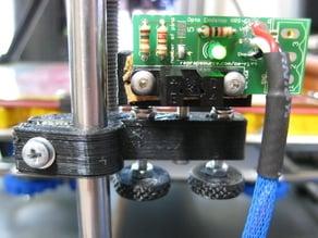 Vertical Adjustable Opto Z Endstop Holder