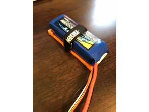 2200 Battery Tray for Bixler / FT Goblin and RC Planes