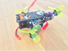 Whirlygig Mini Tricopter