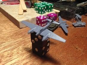 dh103 Hornet for microarmor