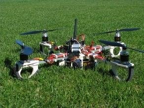 The Hulk FPV Quadcopter