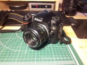 M42-Nikon adapter