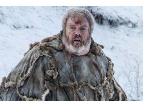 Hodor Game Of Thrones Litophane