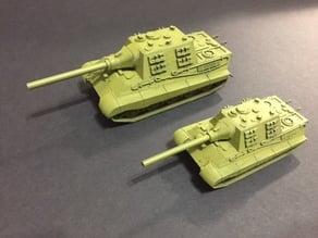 1:100  Jagdtiger