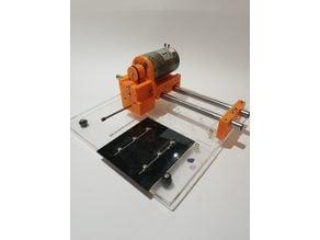 PCB V-Cutter/Groover Mk1