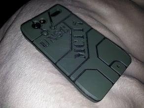 Motorola Droid Razer Cover Halo Inspired