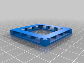 OpenForge 2.0 Cut Stone OpenLOCK Triplex Base Customizer