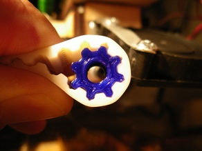 Ausxmods Pulley for Prusa Mendel