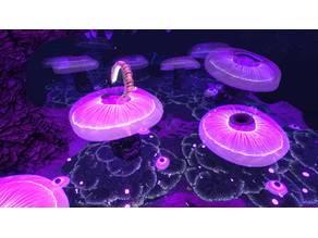 Subnautica Mushroom