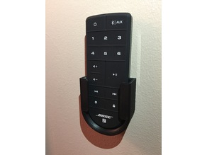 Bose Soundtouch Remote Wall Mount