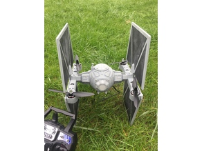 Star Wars Tie Fighter 250 Quad REMIX
