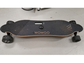 Wowgo - Rubber Handle