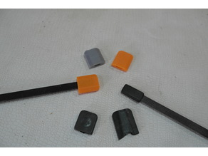 Windsurf sail batten stopper with increased surface area