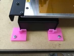 Screw Down Feet for Printrbot Simple Metal