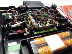 4th axis for MC3030 & MC3010 Controler