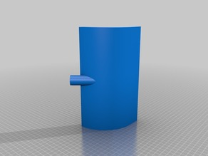 Robox / Zimpure 2 adapter/hood (V1)