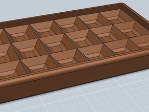 Schokoladenform - Chocolate mold