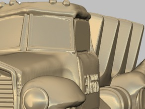 3D printing Nerd Taco Truck