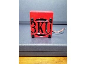 Delta 3KU electronics fan mount