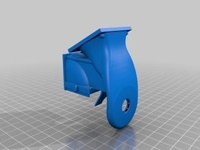 Monoprice Mini 40mm Full Coverage Fan Shroud