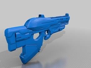 Destiny Exotic Scout Rifle 347 Vesta Dynasty 1:1 Scale
