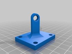 support filament - socle 30x25