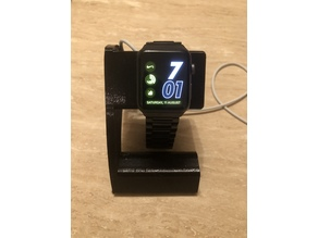 Weighted Apple Watch charging stand