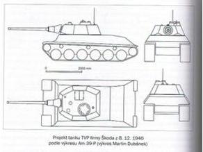 Škoda T-50