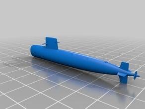 Type 039 Submarine (Song)