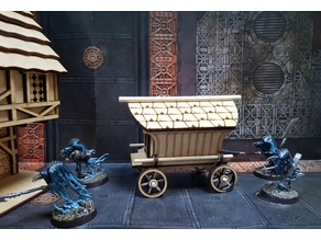 Gypsy wagon for AoS
