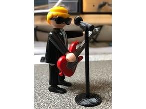 Mikrofon für Playmobil passend