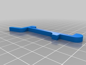 Stackable Box Holder for Pegboard