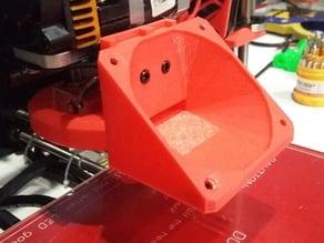 Ventilador de capa (layer fan duct) 60mm para Geeetech i3 Pro B