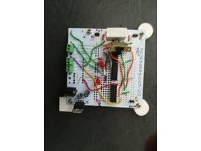 Monkmakes Protoboard V1.3 holder