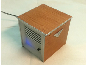 Bluetooth Amplifier case