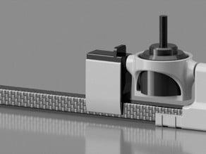 Impossible tilt - tilt mechanism for tricopter