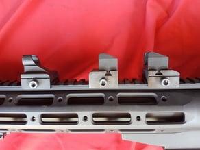 Iron Sight for softair weaver picatinny rail