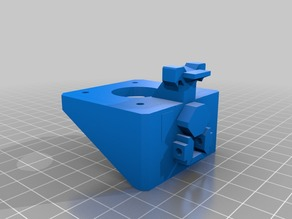 Stronger Y-axis stepper mount BIG_UPGRADE_KIT