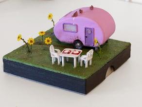 Caravan gift box