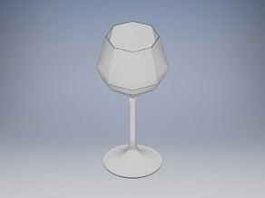 Epic wine glass