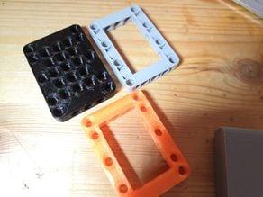 Lego beam brackets 5x7