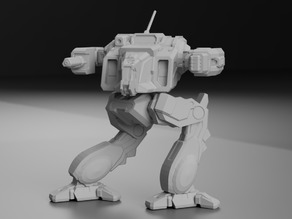 SDC-Prime Shadowcat for Battletech
