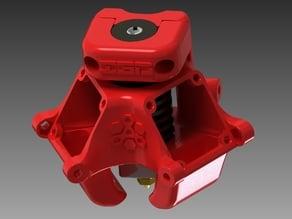 Infill 3D Delta Bot Effector