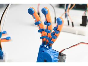 Soft Robot Actuator